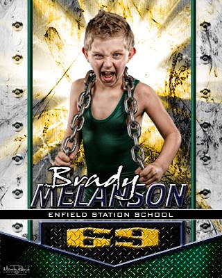 Brady Melanson