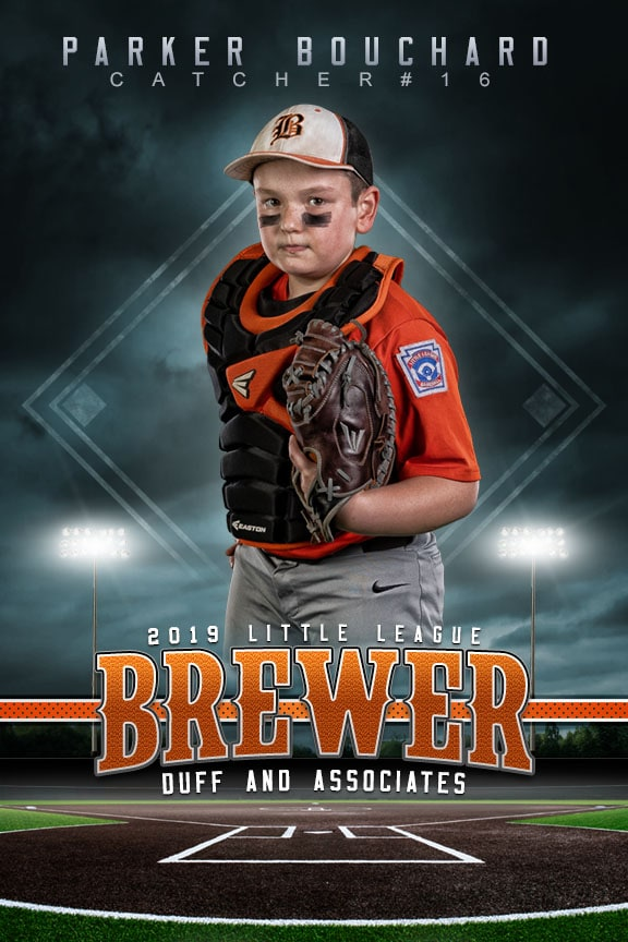 brewer little league