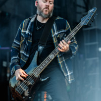 Concert photo Seether 7445