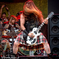 Concert photo Black Label Society 1785