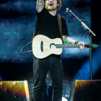 Concert photo Ed Sheeran 1044