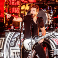 Concert photo Nickleback 3173