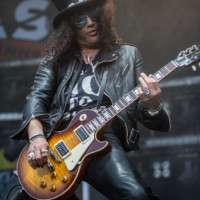 Concert photo Slash 4568