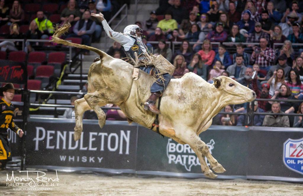 pbr bull riding 4619